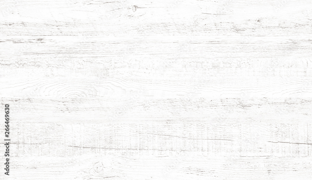 Fototapety, obrazy: White wood pattern and texture for background. Close-up.