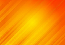 Abstract Yellow And Orange Color Background With Diagonal Stripes. Geometric Minimal Pattern. You Can Use For Cover Design, Brochure, Poster, Advertising, Print, Leaflet, Etc.
