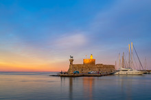 Agios Nikolaos Fortress On The...
