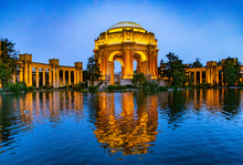 The Palace Of Fine Arts In The...