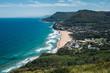 view of coastline, australia