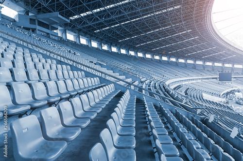 Foto Modern Football Stadium Stan