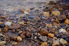 Rocks By The River ,tides