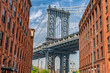 New york city manhattanh bridge