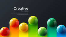 Amazing Abstract Vector 3D Col...