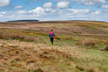 A Dales High Way Is A Long-distance Footpath In Northern England. It Is 90 Miles Long And Runs From Saltaire In West Yorkshire To Appleby-in-Westmorland, Cumbria.
