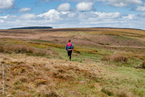 Fotografía A Dales High Way is a long-distance footpath in northern England