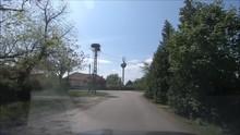 Torony,gólya Fészek,tower, Water Tower, Fehér Gólya (Ciconia Ciconia), Stork
