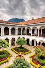 Bogota, Colonial House In La Candelaria