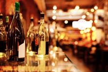 Bottles On The Bar