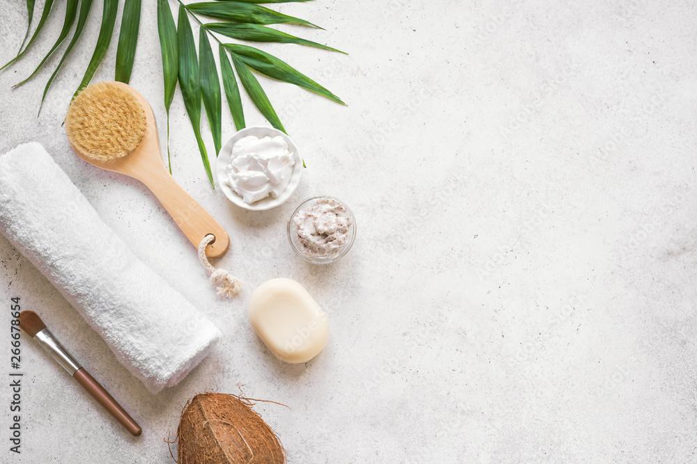 Fototapeta Coconut Spa
