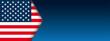Header Arrow USA Flag