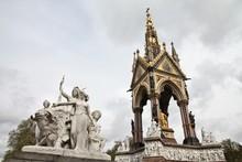 London Albert Memorial