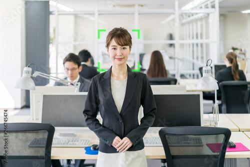 ビジネス・セキュリティー・顔認証
