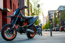 KTM 690 SMC R In Frankfurt