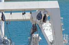 Marine Mooring Equipment On Fo...