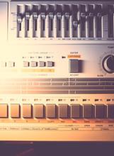 Digital Drum Machine Sequencer