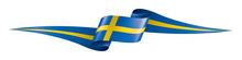 Sweden Flag, Vector Illustrati...