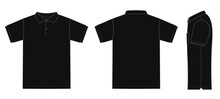 Polo Shirt (golf Shirt) Templa...