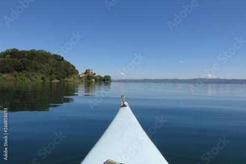Fototapeta  Promontorio di Capodimonte, Lago di Bolsena