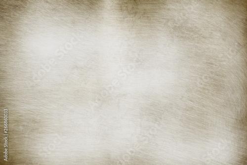 Türaufkleber Metall Scratched copper brass metal surface
