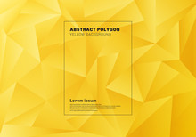 Abstract Low Polygon Or Triang...