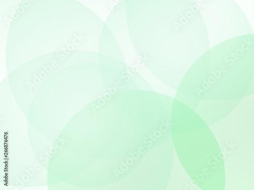 抽象的なベクター背景 グリーン