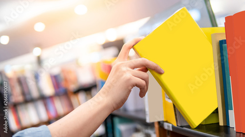 Photo Bestseller publishing concept