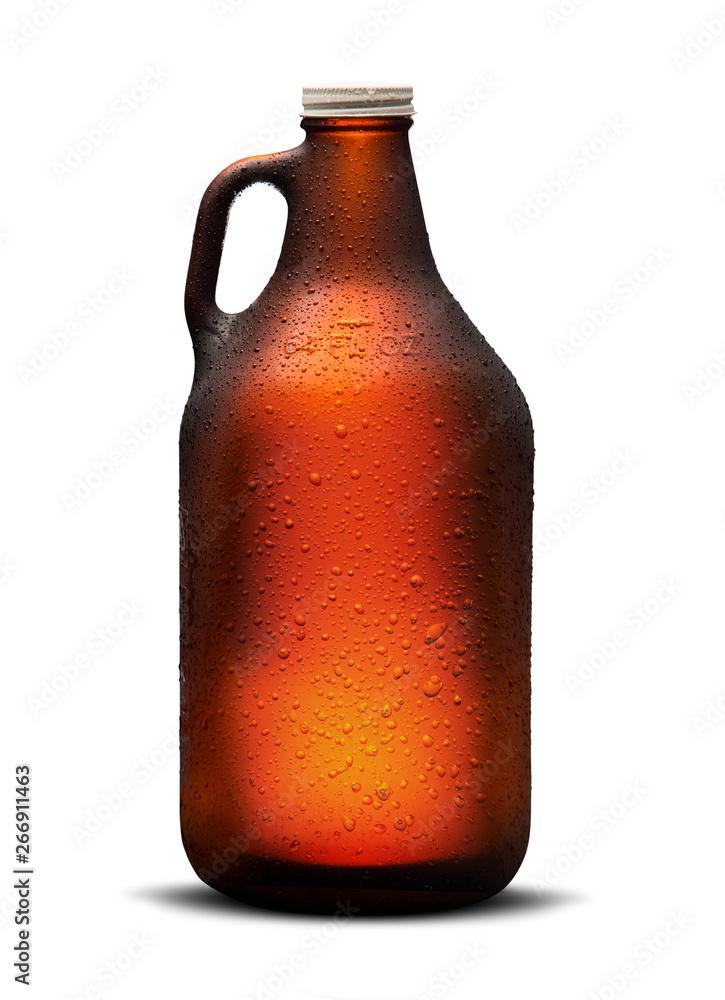 Fototapety, obrazy: Homebrew Beer in Growler