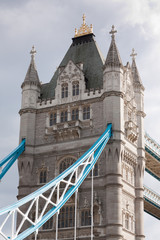 Fototapeta na wymiar Tower Bridge London England