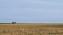 A Wide Open Landscape, Fields ...