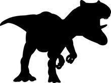 Allosaurus 10 Isolated Vector ...