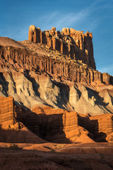 The Castle, Capitol Reef Na...