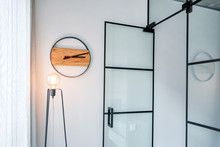 Trendy Modern Design With Glas...
