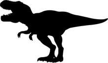 Tyrannosaurus Rex 5 Isolated V...