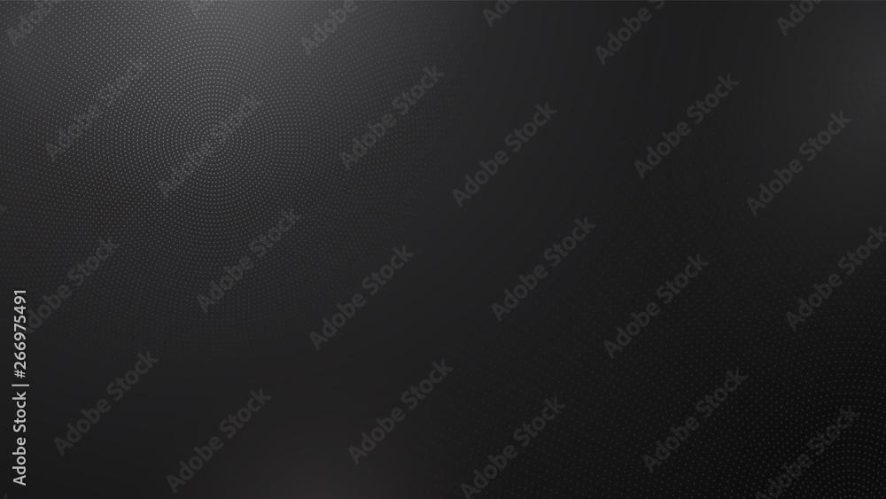 Fototapety, obrazy: Black dots background