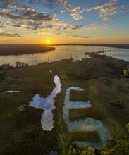 Restored Wetland, Buckhorn Island State Park, Grand Island, New York
