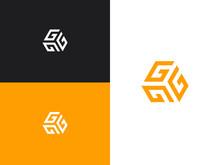 Letter G Logo. Vector Illustra...