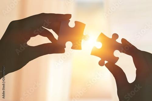 Fototapety, obrazy: Partnership.
