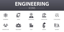 Engineering Simple Concept Ico...