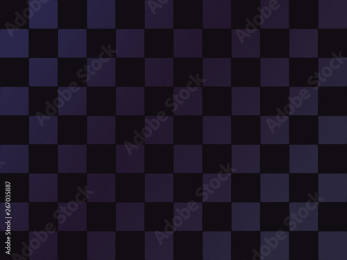 Fototapety, obrazy: Japanese traditional  block check pattern vector background