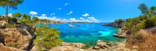 Mallorca Spain Cala Fornells M...