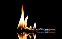 Zigarette Feuer Asche Rauchen Smoging Cigarr