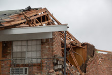 Tornado Damage Debris Spring S...