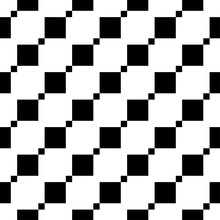 Seamless Pattern With Squares....