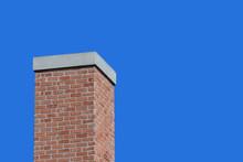 Modern Retro Brick Chimney Des...
