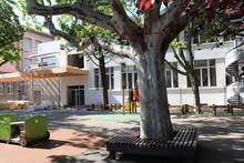Cour D'école Maternelle à Lyon - Ecole Maternelle Publique Anatole France