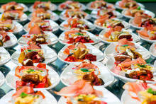 Caterer Puts The Starter On Ma...