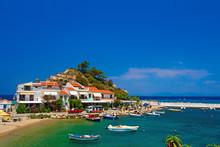 Samos Island. Greece. Samos Ko...