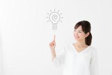 女性 アイデア
